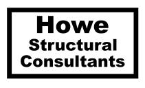 Howe Structural Consultants Ltd logo