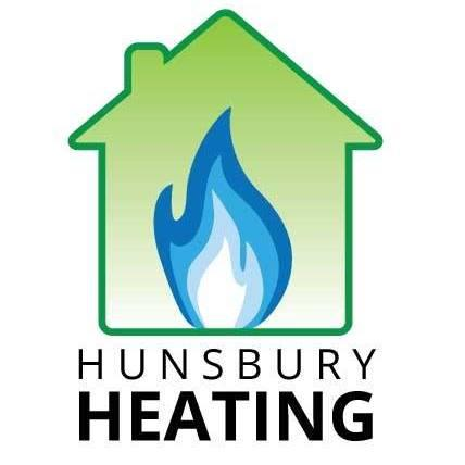 Hunsbury Heating Ltd logo