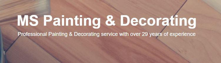 MS Painting & Decorating Ltd logo