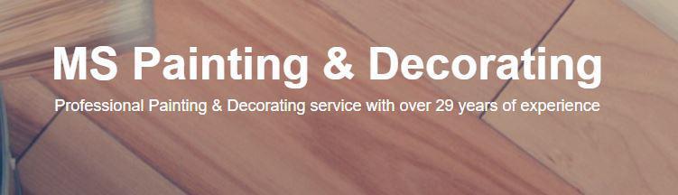 MS Painting & Decorating Ltd logo