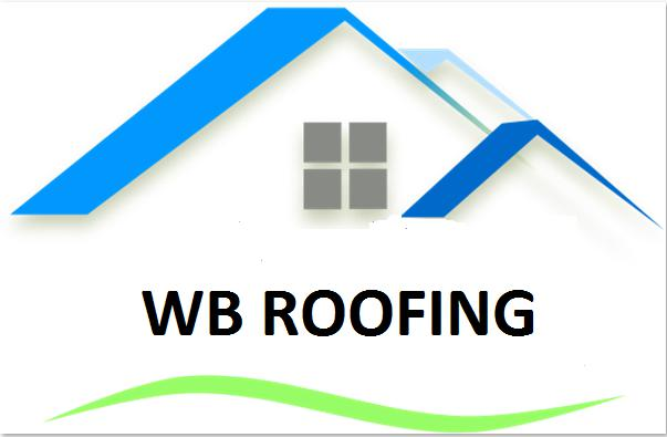 WB Roofing logo