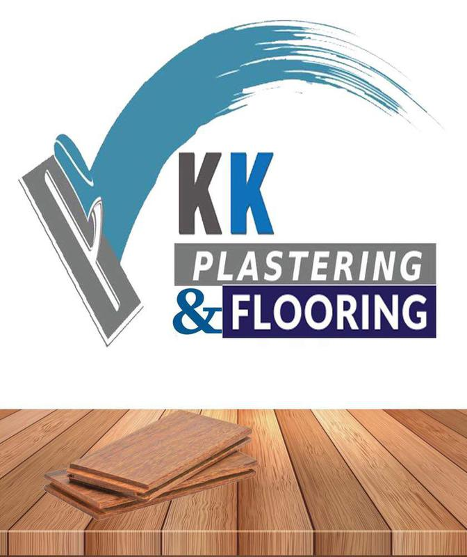 KK Plastering & Flooring logo