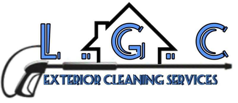 LGC Exterior Cleaning Services logo