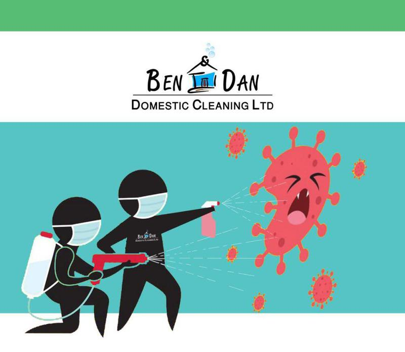Ben & Dan Domestic Cleaning Ltd logo
