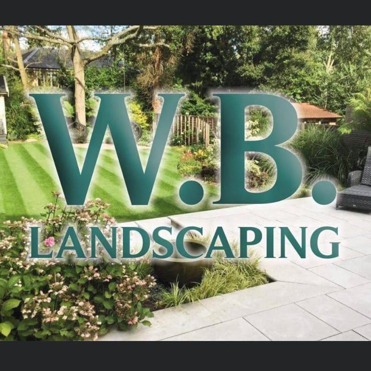 WB Landscapes logo