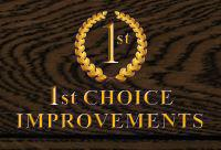 1st Choice Improvements logo
