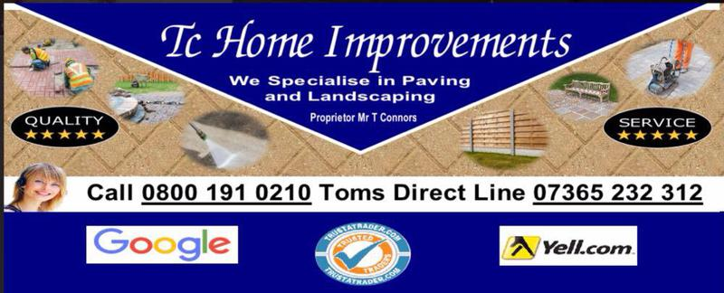 TC Home Improvements logo