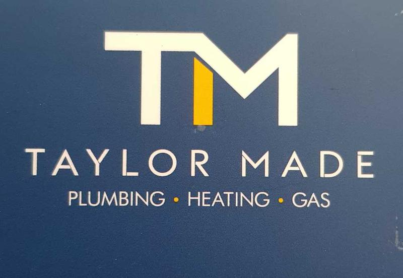 Taylormade Plumbing Heating & Gas logo