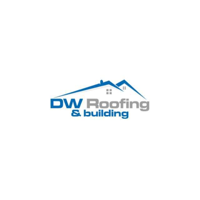 DW Roofing & Building logo