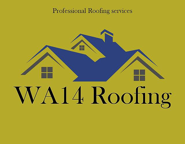 WA14 Roofing logo