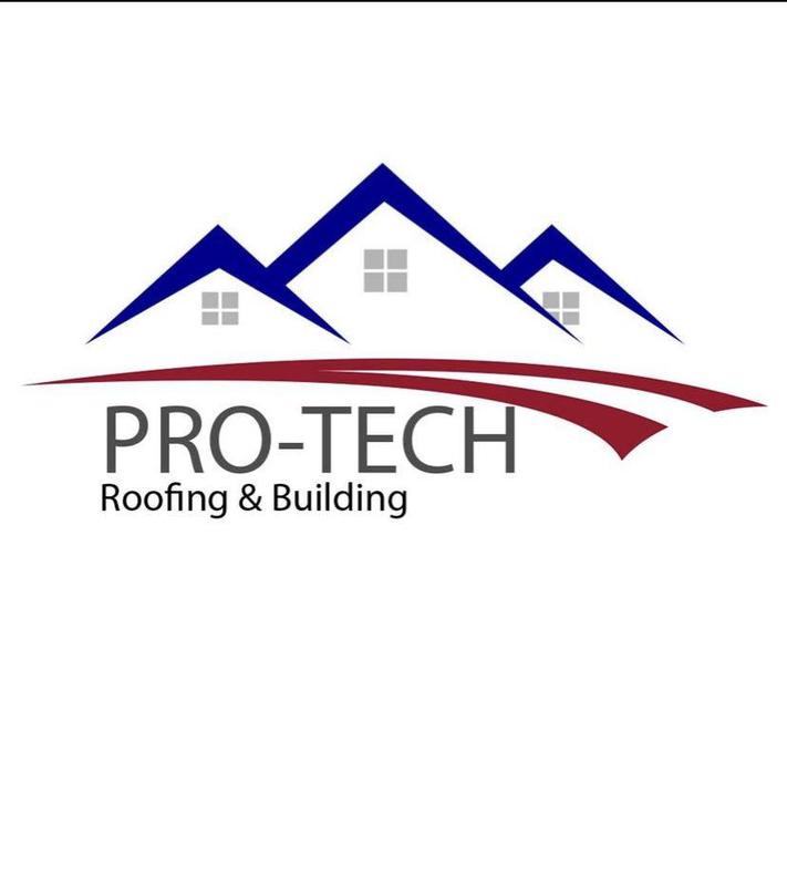 Pro-Tech Roofing & Building logo