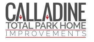 Calladine Total Park Homes logo