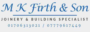 MK Firth & Son logo