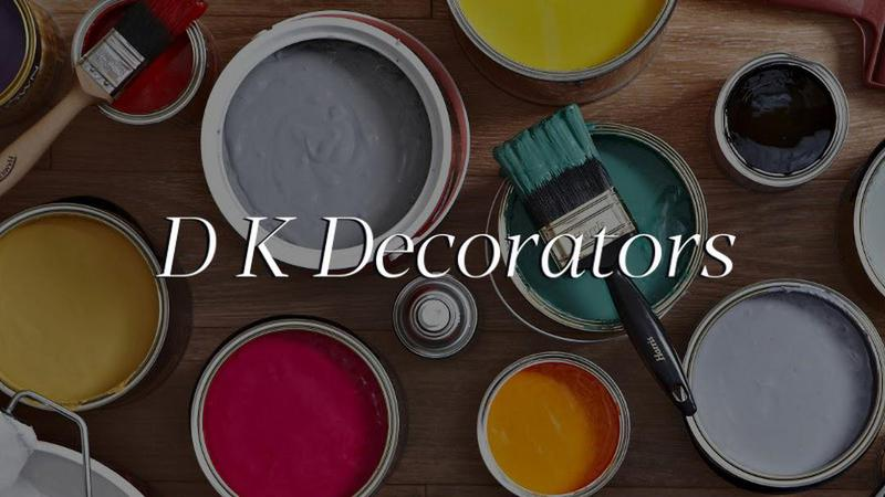 DK Decorators logo