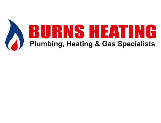 Burns Heating logo