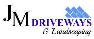 JM Driveways & Landscaping logo