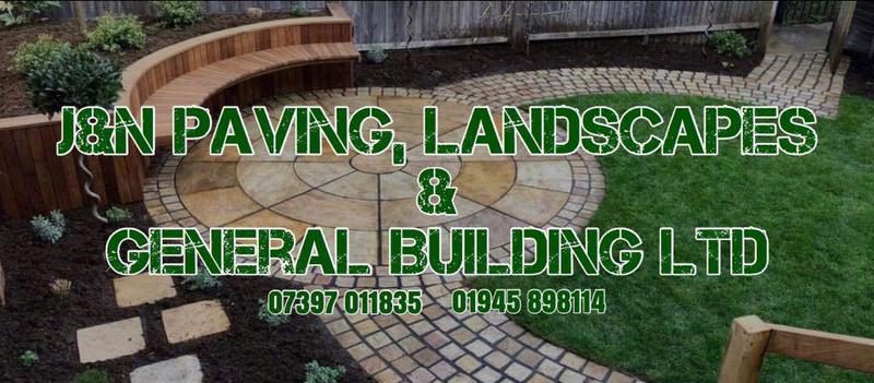 J&N Paving & Landscapes & General Building Ltd logo