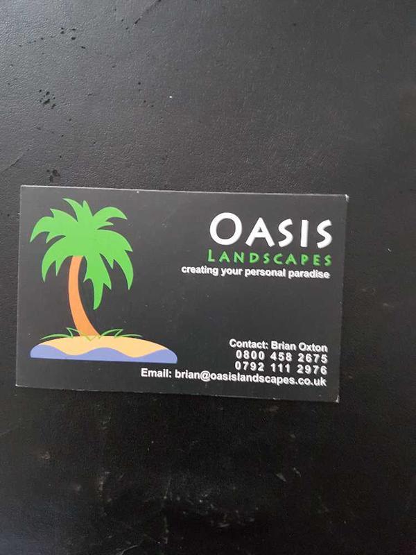 Oasis Landscapes logo