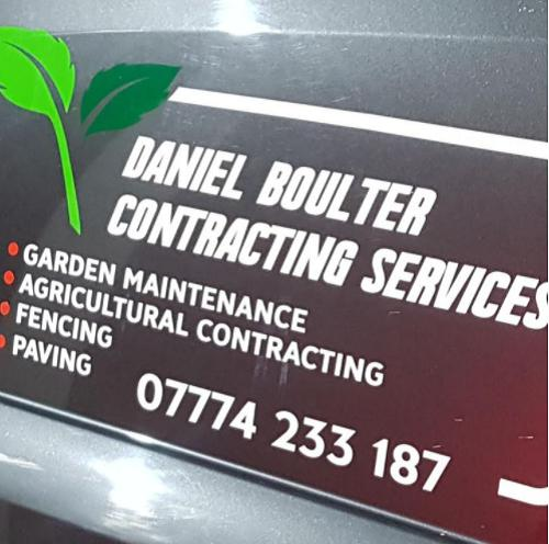 Daniel Boulter Contracting Services logo