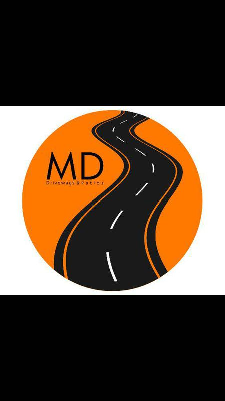 MD Driveways & Patios logo