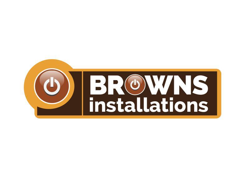 Browns Installations logo