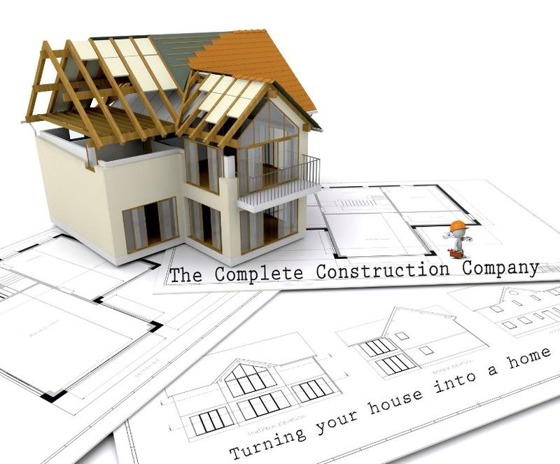 The Complete Construction Company logo