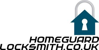 HomeGuard Locksmith logo