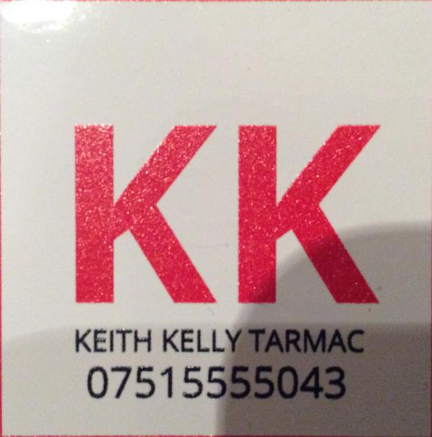 Keith Kelly Tarmacing Ltd logo