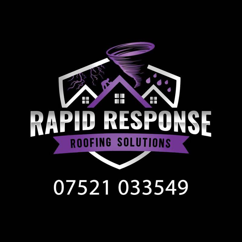 Rapid Response Roofing Solutions logo