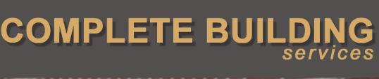 Complete Building Services logo