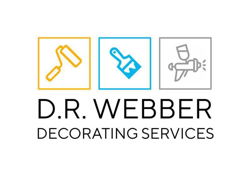 DR Webber Decorating Services logo