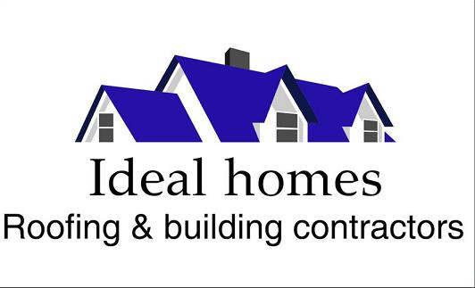 Ideal Homes Roofing & Building Contractors logo