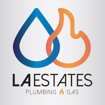 LA Plumbing & Gas logo