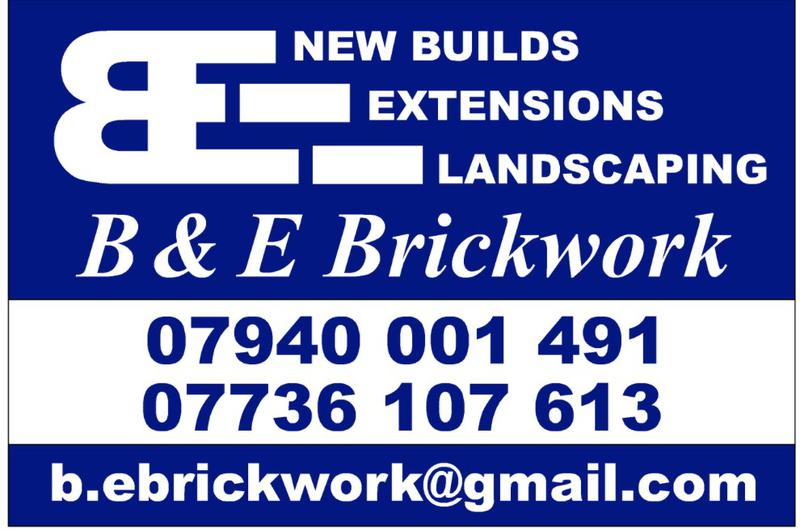 B&E Brickwork & Building Services Ltd logo