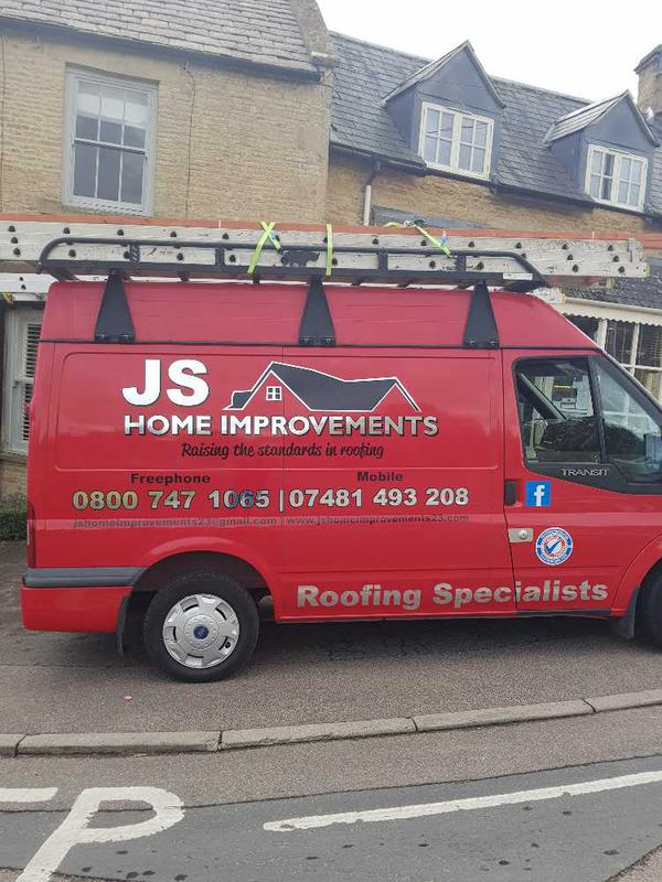 JS Home Improvements logo
