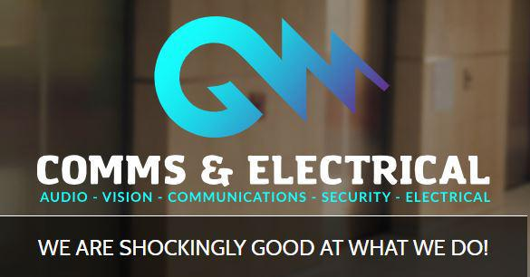 GM Comms & Electrical Ltd logo