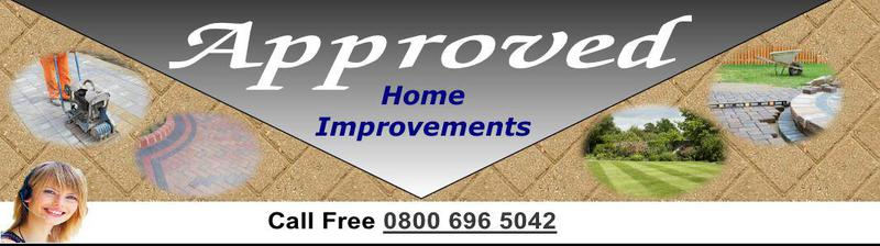 Approved Home Improvements logo
