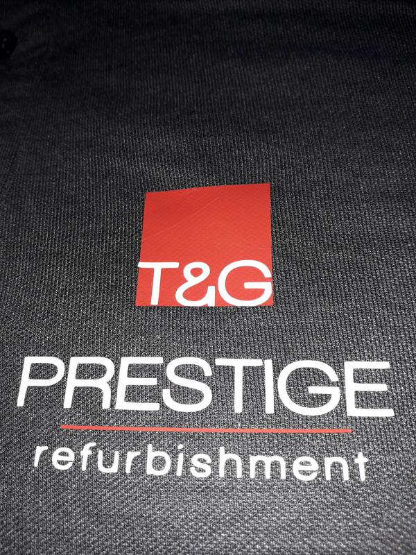T&G Prestige Refurbishment logo
