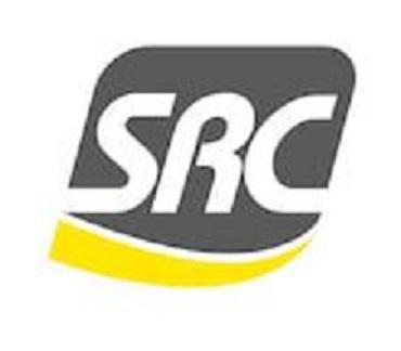 SR Contractors logo