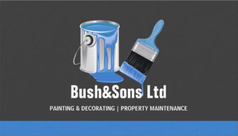 Bush & Sons Ltd logo