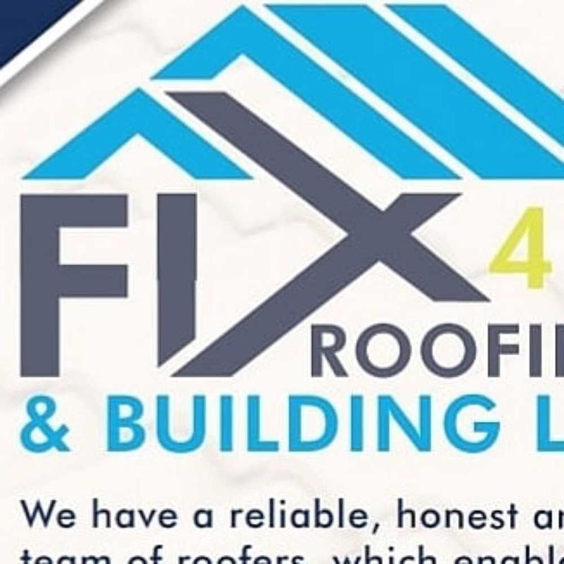 Fix4U Roofing & Building Services Ltd logo