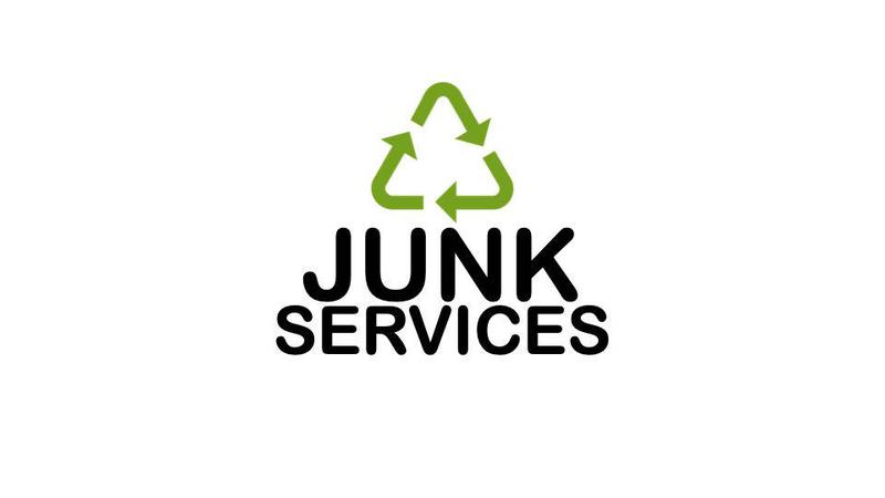 Junk Services Waste Clearance & Recycling logo