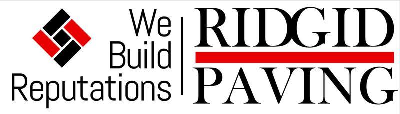 Ridgid Paving logo