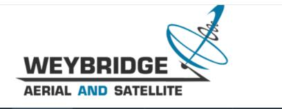 Weybridge Aerial & Satellite Ltd logo