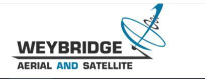Weybridge Aerial & Satellite Ltd logo