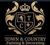 Town & Country Painting & Decorating logo