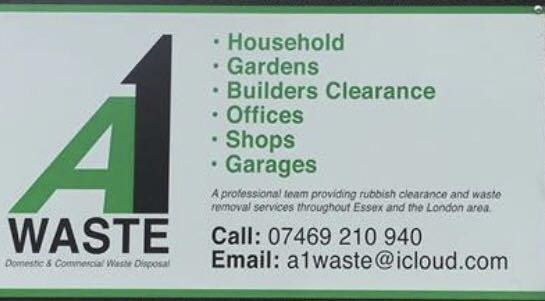 A1waste Ltd logo