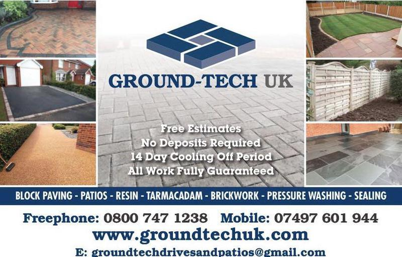 Ground-Tech UK logo