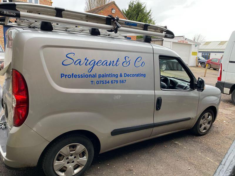 Sargeant & Co logo