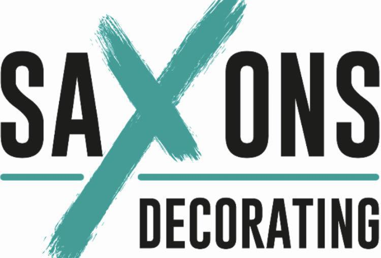 Saxons Decorating logo